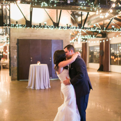Jen Rios Weddings Fort Worth Wedding Planner Dallas Wedding Planner Industrial Color